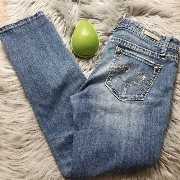 Express Denim - Berock For express ,Women's jeans,  Size 8.